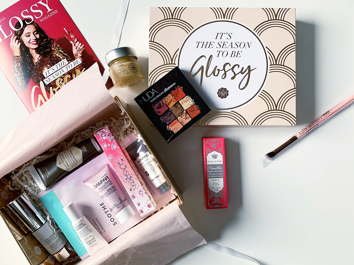 GlossyBox - Christmas Limited Edition
